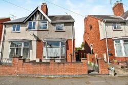 Semi Detached House For Sale Hucknall Nottingham Nottinghamshire NG15