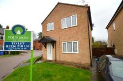 Detached House To Let Desborough Kettering Northamptonshire NN14