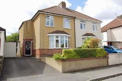 Semi Detached House For Sale Staple Hill Bristol Gloucestershire BS16