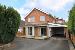 Detached House For Sale Nuthall Nottingham Nottinghamshire NG16