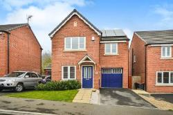 Detached House For Sale Huthwaite Sutton-In-Ashfield Nottinghamshire NG17