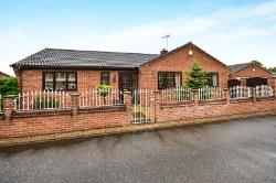 Detached Bungalow For Sale Stanton Hill Sutton-In-Ashfield Nottinghamshire NG17