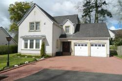 Detached House For Sale Carnwath Lanark Lanarkshire ML11