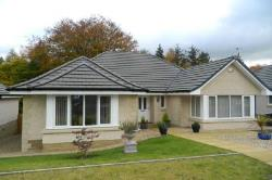 Detached Bungalow For Sale Kirkfieldbank Lanark Lanarkshire ML11