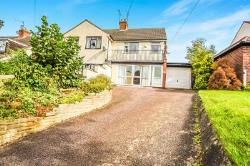Semi Detached House For Sale Houghton-On-The-Hill Leicester Leicestershire LE7