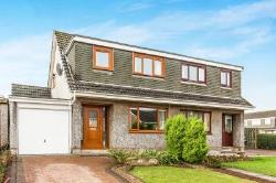 Semi Detached House For Sale East Calder Livingston West Lothian EH53