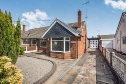 Semi - Detached Bungalow To Let Catchems Corner Stoke-On-Trent Staffordshire ST3