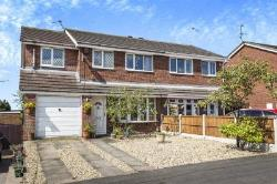 Semi Detached House For Sale Weston Park Stoke-On-Trent Staffordshire ST3