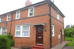 Semi Detached House To Let Trent Vale Stoke-On-Trent Staffordshire ST4