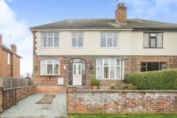 Semi Detached House For Sale Hathern Loughborough Leicestershire LE12