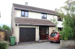 Detached House For Sale Holcombe Radstock Avon BA3