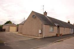 Semi - Detached Bungalow To Let Luthermuir Laurencekirk Aberdeenshire AB30