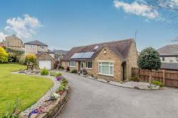 Detached Bungalow For Sale  Dewsbury West Yorkshire WF13
