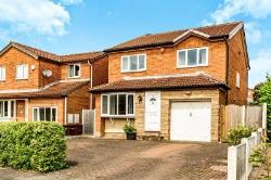 Detached House For Sale Tingley Wakefield West Yorkshire WF3