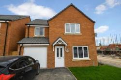 Detached House For Sale North Hykeham Lincoln Lincolnshire LN6