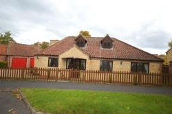 Detached Bungalow To Let Harmston Lincoln Lincolnshire LN5