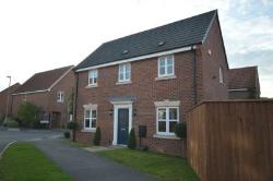 Semi Detached House For Sale North Hykeham Lincoln Lincolnshire LN6