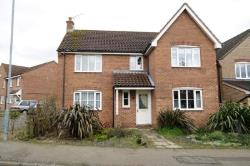 Detached House For Sale Rackheath Norwich Norfolk NR13