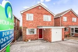 Detached House For Sale Ansley Nuneaton Warwickshire CV10
