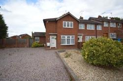 Semi Detached House For Sale Codsall Wolverhampton Staffordshire WV8