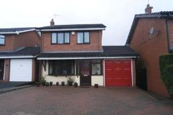 Detached House To Let Perton Wolverhampton Staffordshire WV6