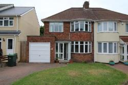 Semi Detached House To Let  Oldbury West Midlands B68