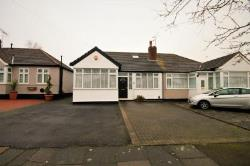 Semi - Detached Bungalow To Let  Romford Essex RM3