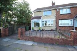 Semi Detached House To Let Grindon Sunderland Tyne and Wear SR4