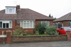 Semi - Detached Bungalow To Let Denmead Waterlooville Hampshire PO7
