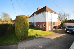 Semi Detached House To Let Over Wallop Stockbridge Hampshire SO20