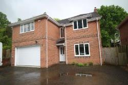 Detached House To Let Baughurst Tadley Hampshire RG26