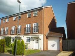 Semi Detached House To Let Oakalls Bromsgrove Worcestershire B60