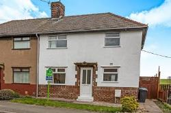 Semi Detached House To Let New Whittington Chesterfield Derbyshire S43