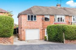 Semi Detached House To Let Wingerworth Chesterfield Derbyshire S42