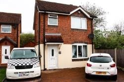 Detached House To Let  Crewe Cheshire CW1