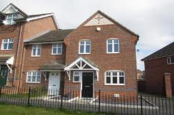 Semi Detached House To Let  Crewe Cheshire CW1
