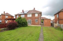 Semi Detached House To Let Intake Doncaster South Yorkshire DN2