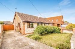 Semi - Detached Bungalow To Let Askern Doncaster South Yorkshire DN6
