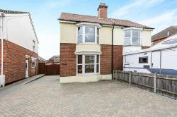 Semi Detached House To Let Portchester Fareham Hampshire PO16
