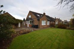 Semi - Detached Bungalow To Let Kirkby-In-Ashfield Nottingham Nottinghamshire NG17
