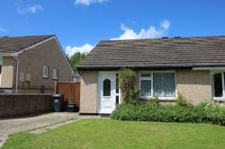 Semi - Detached Bungalow To Let Chudleigh Newton Abbot Devon TQ13