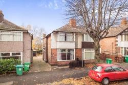Semi Detached House To Let  NOTTINGHAM Nottinghamshire NG7