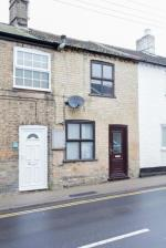 Terraced House For Sale  Somersham Cambridgeshire PE28