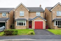 Detached House For Sale  Burnley Lancashire BB12