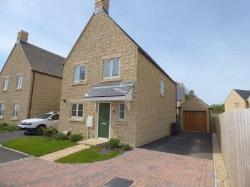 Detached House For Sale  Cheltenham Gloucestershire GL54
