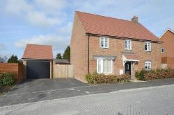 Detached House For Sale  Andover Hampshire SP11