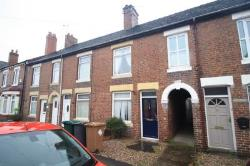 Terraced House For Sale  Swadlincote Leicestershire DE12