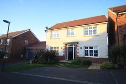 Detached House For Sale  Newman drive Swadlincote Derbyshire DE11