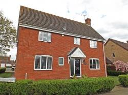 Detached House For Sale  Road Suffolk IP31