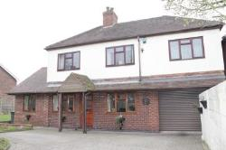 Detached House For Sale  BURTON ON TRENT Staffordshire DE15